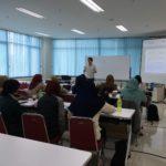 Leejiah ODK training at UI
